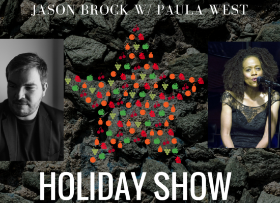 5th SF Holiday Shows with Paula West