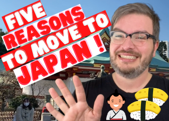 Five reasons to move to Japan